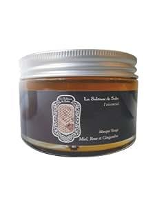 La Sultane de Saba - 3760092236851 - Masque au Miel - 200 ml
