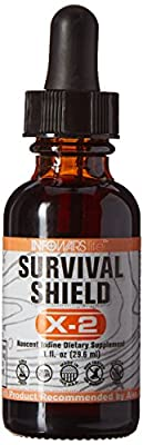 Survival Shield X2 - Nascent Iodine 30ml by Infowars Life