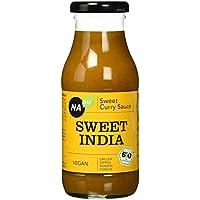 Nabio Bio Sweet Curry Sauce, vegan, 240 ml