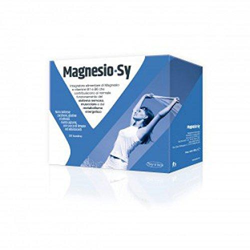 Syrio Magnesio-Sy Integratore Alimentare 20 Bustine