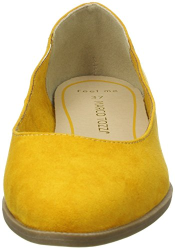 Marco Tozzi - 22128, Ballerines Femmes Orange (mango 637)