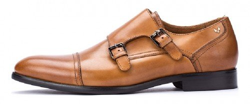 Martinelli - Scarpe con fibbia, colore: nero marrone Size: 44