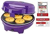 Clatronic DMC 3533 Donut Muffin Cake Pop Maker (700 Watt)