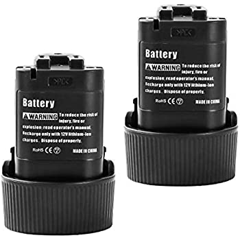 Batterie Batterie 10,8 V pour Makita lct204 lct204w lct207 lct207w lm01 lm01w