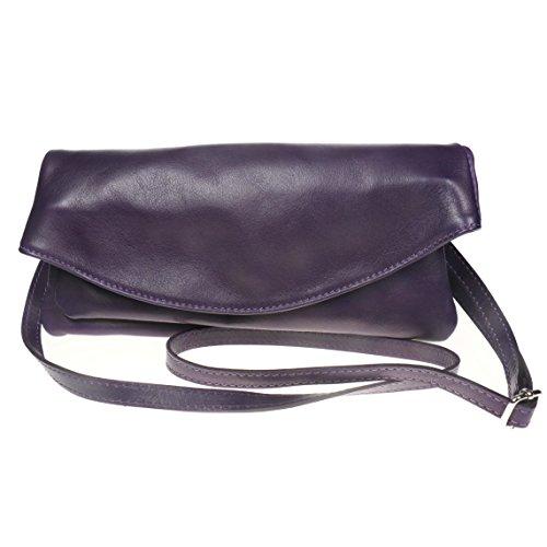 Other , Borsa Messenger Purple