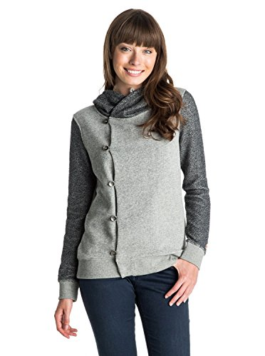 roxy-downtheroad-sweat-shirt-a-capuche-femme-heritage-heather-fr-42-taille-fabricant-xl