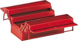 Sam outillage - SAM-593-SBV - Boîte à outils métallique 5 cases