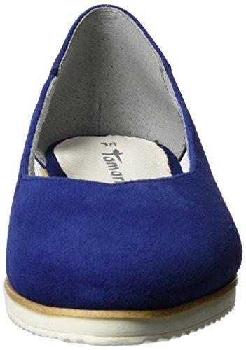 Tamaris 24202, Mocassini Donna Blu (BLUE 815)