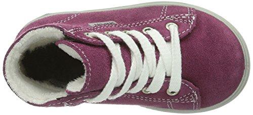 Ricosta Zaini, Chaussures bateau fille Rouge (Fuchsia 325)