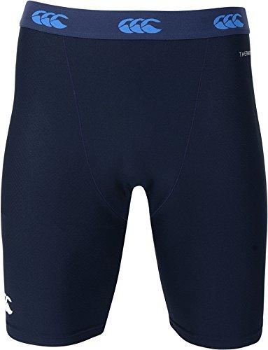Canterbury, Thermoreg Base Layer, Pantaloncini, Uomo, Blu (Navy), L