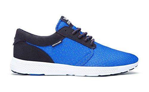 Supra HAMMER Run-Scarpe Stampa Royal/nero/bianco, blu (Blue), 43