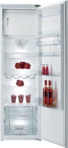 Gorenje RBI 4182 BW Einbau-Kühlschrank mit Gefrierfach / A++ / Höhe: 177,5 cm / Kühlteil: 253 L / Gefrierteil: 39 L / weiß / Umluft-Kühlsystem mit QuickCooling / CrispZone