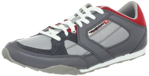 DIESEL - Sneakers A collo basso da Uomo DYNAMYKAL - Grigio (Paloma/Castlerock/Formula One H4741), 44.5
