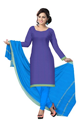 Odisha Saree Store Women,s Multi Cotton Unstitched Salwar Suit.