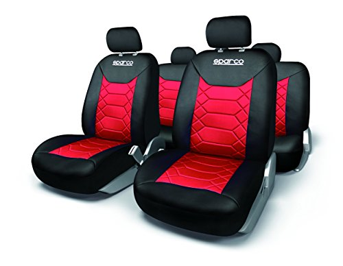 universal-seat-covers-polyester-black-red