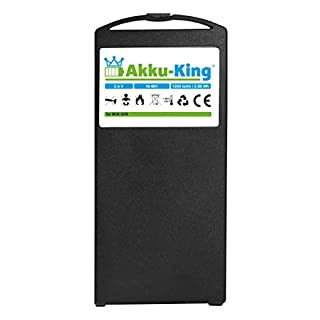 Akku-King Ni-MH Battery for Nokia 3210 3210e 3320 - replaces BML-3 - 1200mAh