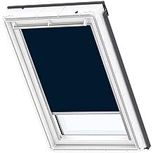 VELUX Original Verdunkelungsrollo Fur Dachfenster M08 Uni Dunkelblau