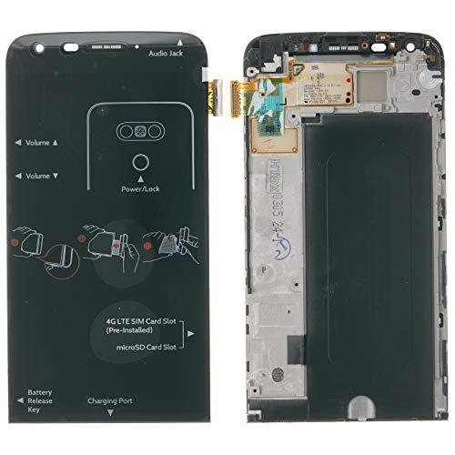 LG G5 H820 H830 H850 VS987 LS992 US992 LCD Display Touchscreen Digitizer Glas Assembly Rahmen Ersatzteile + Werkzeuge (schwarz)