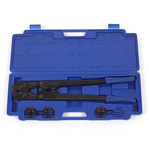 Profi Crimpzange Presszange Kabel Zange Quetschzange Kabelschuhzange Rohrpresszange 16 20 25 32mm aus Metall