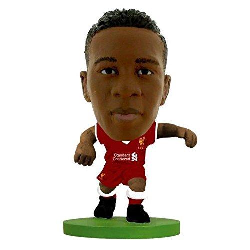 SoccerStarz SOC957 Liverpool Nathaniel Clyne-Home Kit  2018 Version   Figures