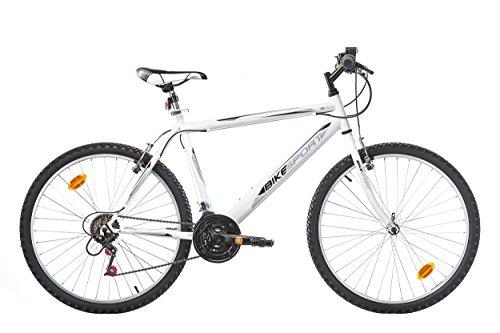 26 Zoll Bikesport INDIPENDENT Herrenfahrrad Mountainbike Hardtail RH 51 cm 18 Gang