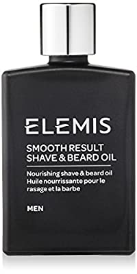 Elemis Smooth Result Shave and Beard Oil, Nourishing Shave And Beard Oil for Men, 30 ml