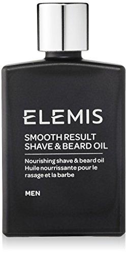 Elemis Glatte Ergebnis Shave und Bart Öl, pflegende Rasur und Bart Öl für Männer, 30ml