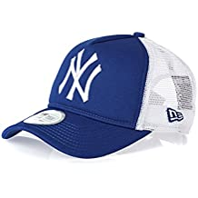 A NEW ERA Gorra Trucker MLB Clean NY by gorra de mallagorra camionero gorra  de malla e048ab89838