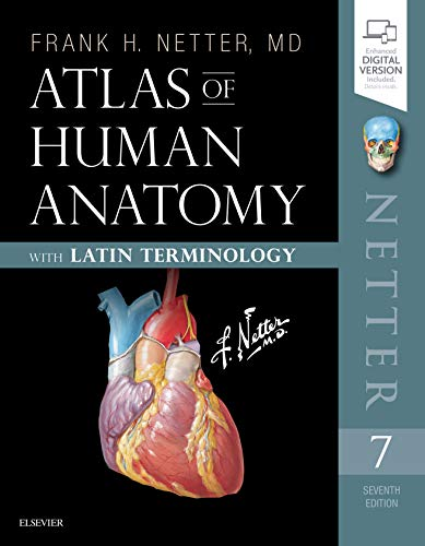 Atlas of Human Anatomy: Latin Terminology: English and Latin Edition (Netter Basic Science) (Therapie Wörterbuch)