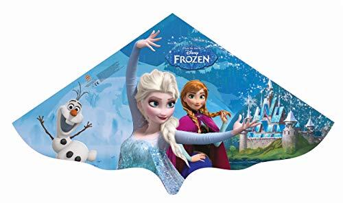 Günther 1220 - Kinderdrachen Disneys Frozen Elsa, ca. 115 x 63 cm