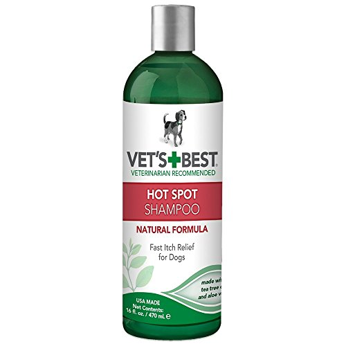 Artikelbild: VET 'S HOT SPOT Itch Relief Shampoo, 470 ml