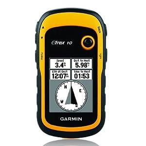 Garmin ETrex 10 Exterior Handheld GPS Navigation Unit – AW16