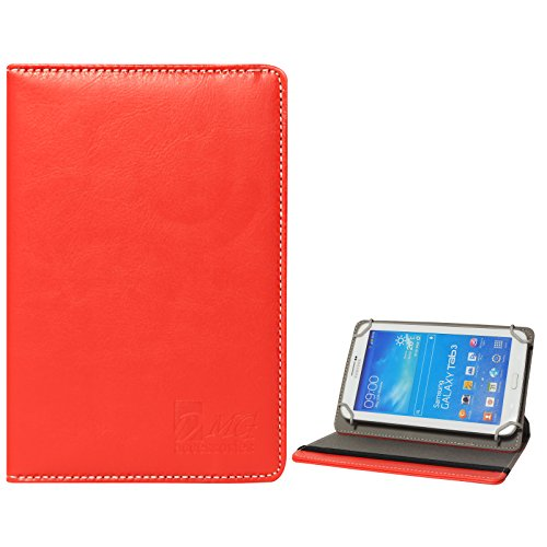 DMG Universal 360 Swivel Stand Book Cover Case for Micromax Canvas P470