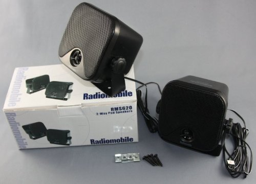 Radiomobile RMS-620, 2-way mount...