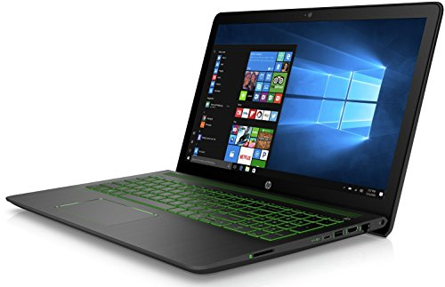 HP Pavilion Power 15-CB053TX Laptop (Windows 10, 8GB RAM, 1000GB HDD) Black Price in India
