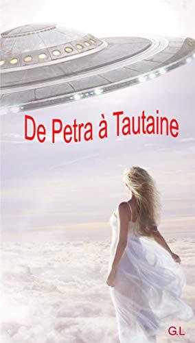 Couverture du livre De Petra à Tautaine