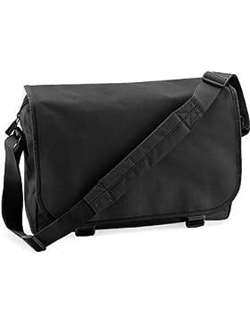 Original Bag Base Messenger Bag / Kuriertasche / Umhängetasche mit Schultergurt und Reissverschlusstaschen in...