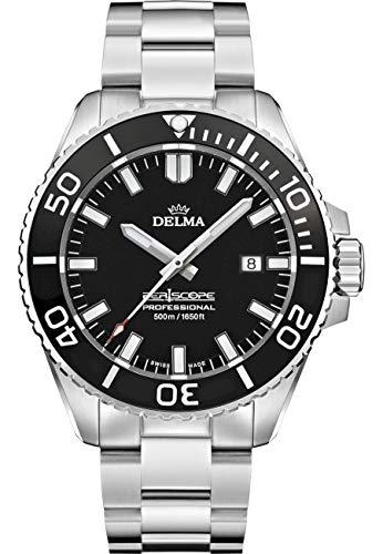 DELMA - Armbanduhr - Herren - Periscope - 41701.654.6.038