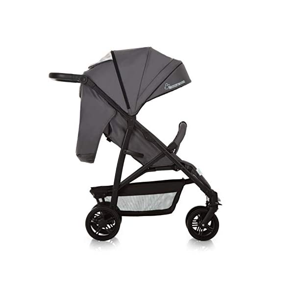 Hauck Rapid 4 X Plus Trio Set, 3-in-1 Travel System from Birth Up To 25 kg, Infant Car Seat Group 0, Carrycot and Buggy, One Hand Fold, Height-Adjustable Push Handle, Lying Position, Mickey Cool Vibes  3 in 1 stroller set. includes pushchair, carry cot and group 0+ car seat. Rapid fold system. the one hand fold system makes this pushchair ideal for shopping trips, and it folds small enough to fit in most car boot Optional isofix base.  the group 0+ car seat is compatible with the hauck comfort fix car seat base. 8