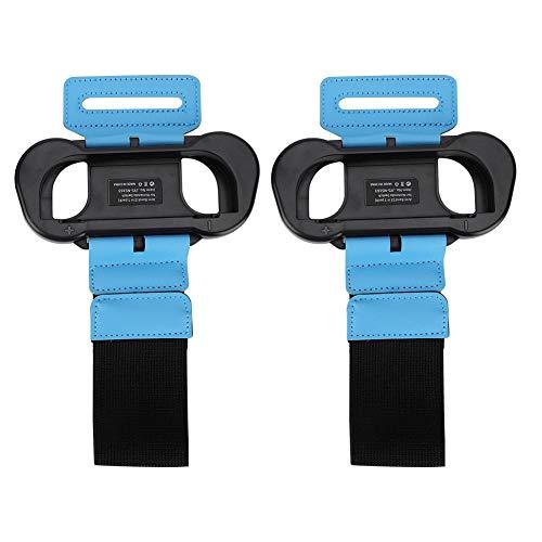 Pomya Cinturino da Ballo per Nintendo Switch, Cinturino da Braccio Regolabile con Cinturino Elastico da 2 Pezzi per Interruttore di Gioco da Ballo
