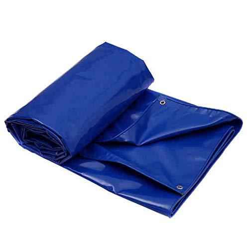ZLZMC Tarnnetz PVC regendicht Tuch, Dicke Sonnencreme Sonnenschirm regendicht Winddichte Plane, geeignet für LKW-Baustelle Waren (Multicolor, mehrere Größen verfügbar) Camping Sonnenschutznetze