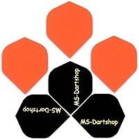 MS-DARTSHOP Starpoints Spitzen 100 St/ück 1 Satz Flights incl