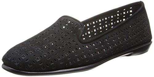 aerosoles-womens-you-betcha-slip-on-loaferblack-nubuck9-m-us
