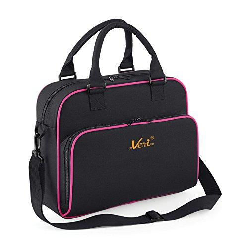 coole Mädchen Tasche Girl Bag casual Tragetasche / Schultertasche / Umhängetasche - Freizeittasche Schultasche Outdoortasche casual Citytasche schwarz