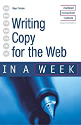 Writing Copy for the Web in a week