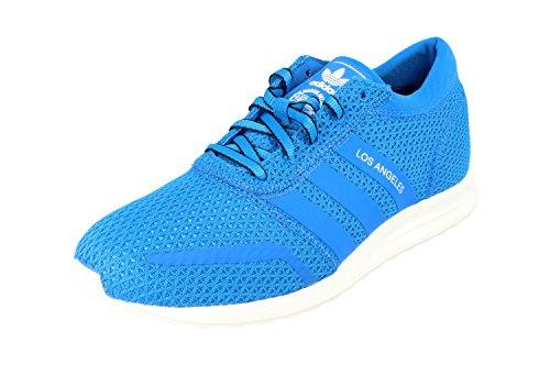 adidas Los Angeles, Unisex Erwachsene Laufschuhe, Bluebird White Aq6788 - Größe: 46,5 EU (Kunststoff-gewand)