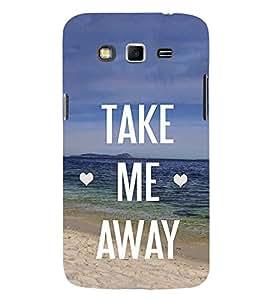 Travel Love Hard Polycarbonate Designer Back Case Cover for Samsung Galaxy Grand I9082 :: Samsung Galaxy Grand Z I9082Z :: Samsung Galaxy Grand Duos I9080 I9082