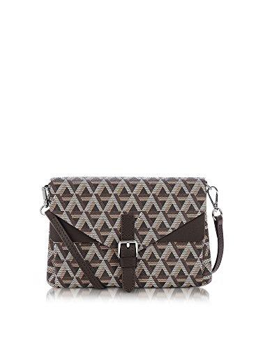 lancaster-paris-womens-51841marron-brown-canvas-shoulder-bag