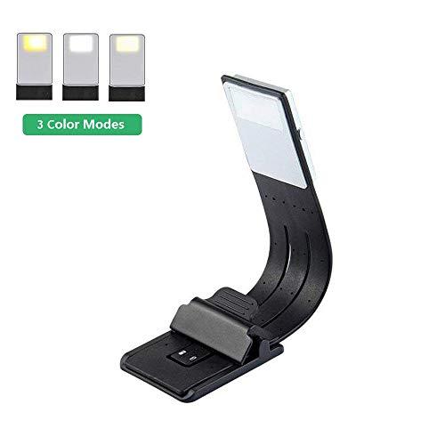 Luz Lectura, OriFiil LED Lampara Lectura Libros, USB