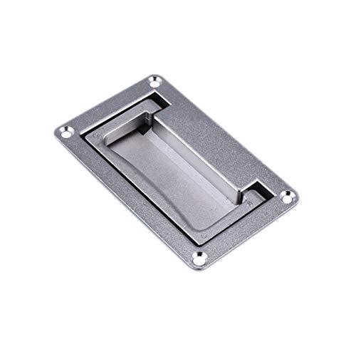 SDGDFXCHN 1 Pieza Rectángulo de Metal en Forma de Caja de la...